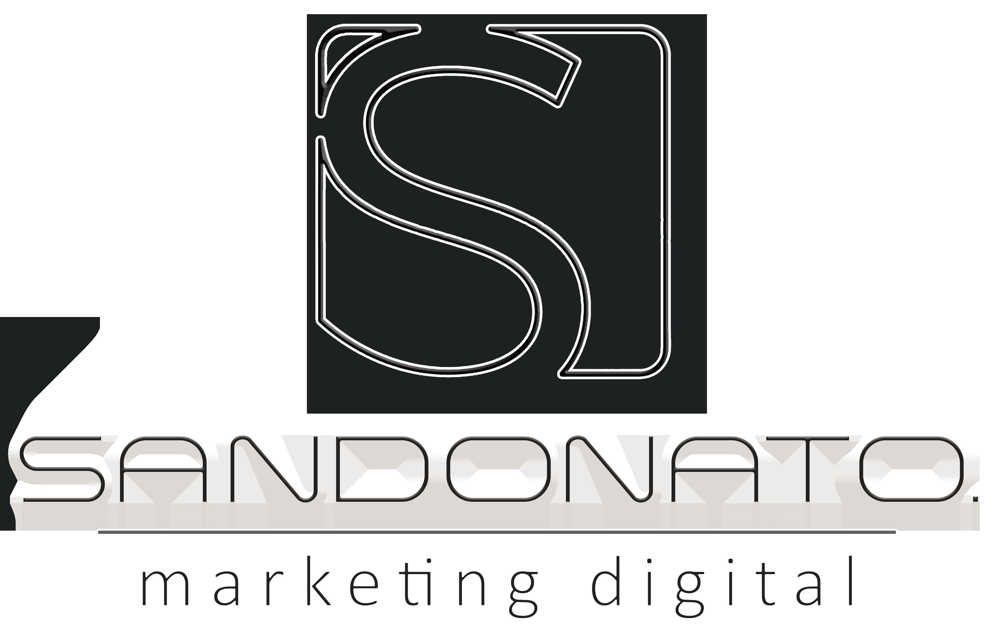 logo sandonato marketing digital recortado